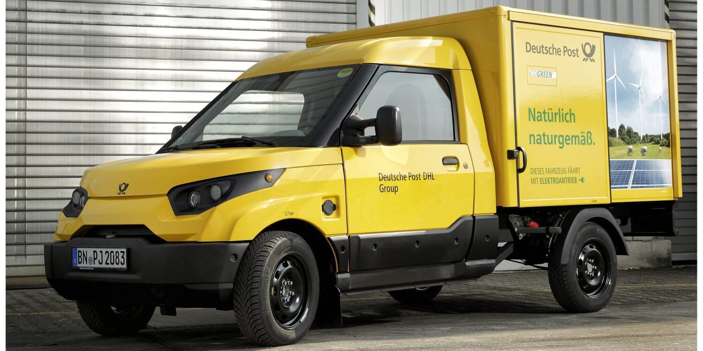 Deutsche Post DHL StreetScooter Work L