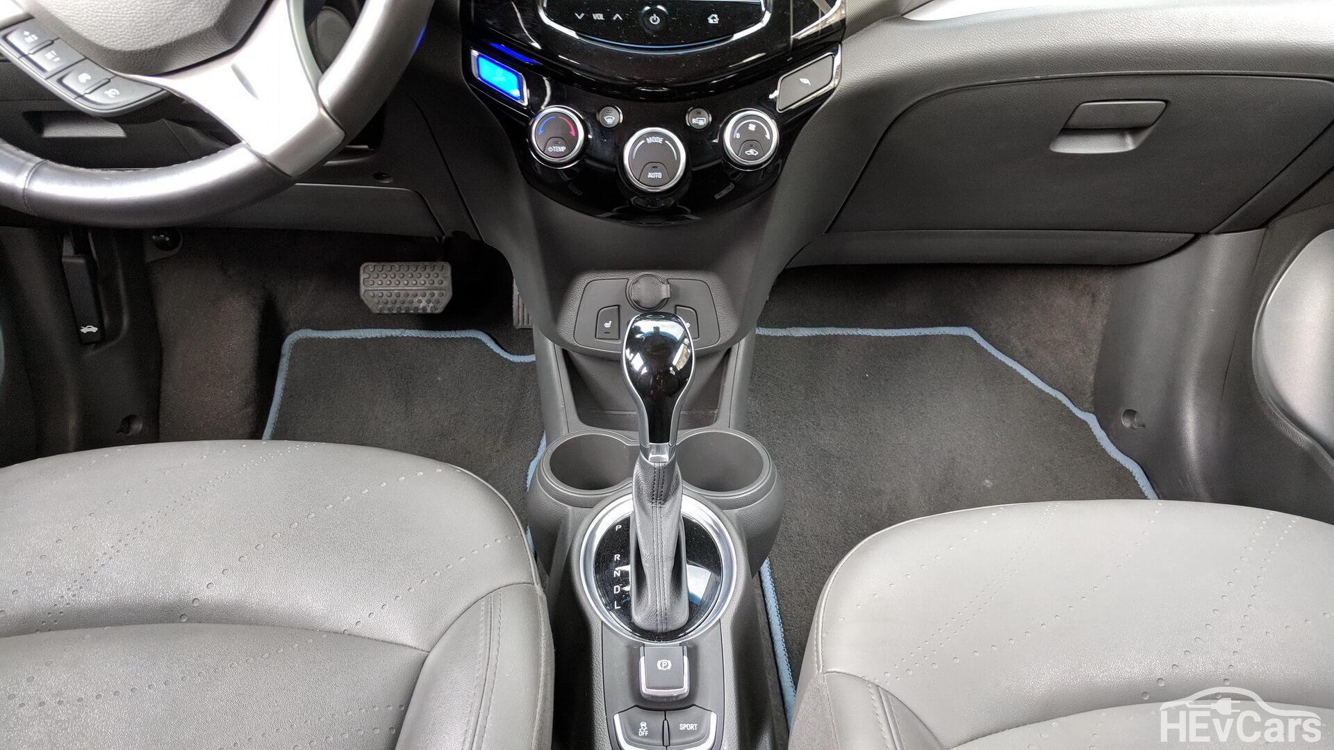 Коробка передач в Chevrolet Spark EV