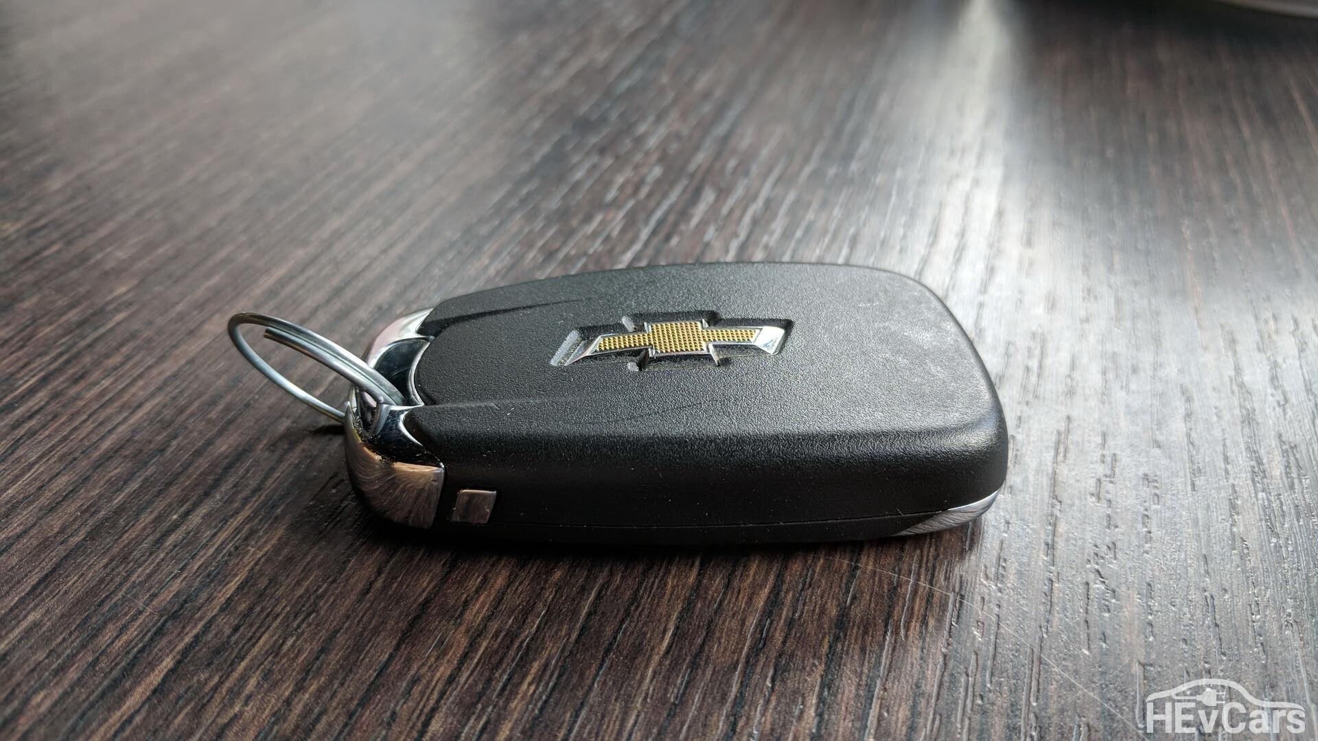 Ключ Chevrolet Bolt Premier EV