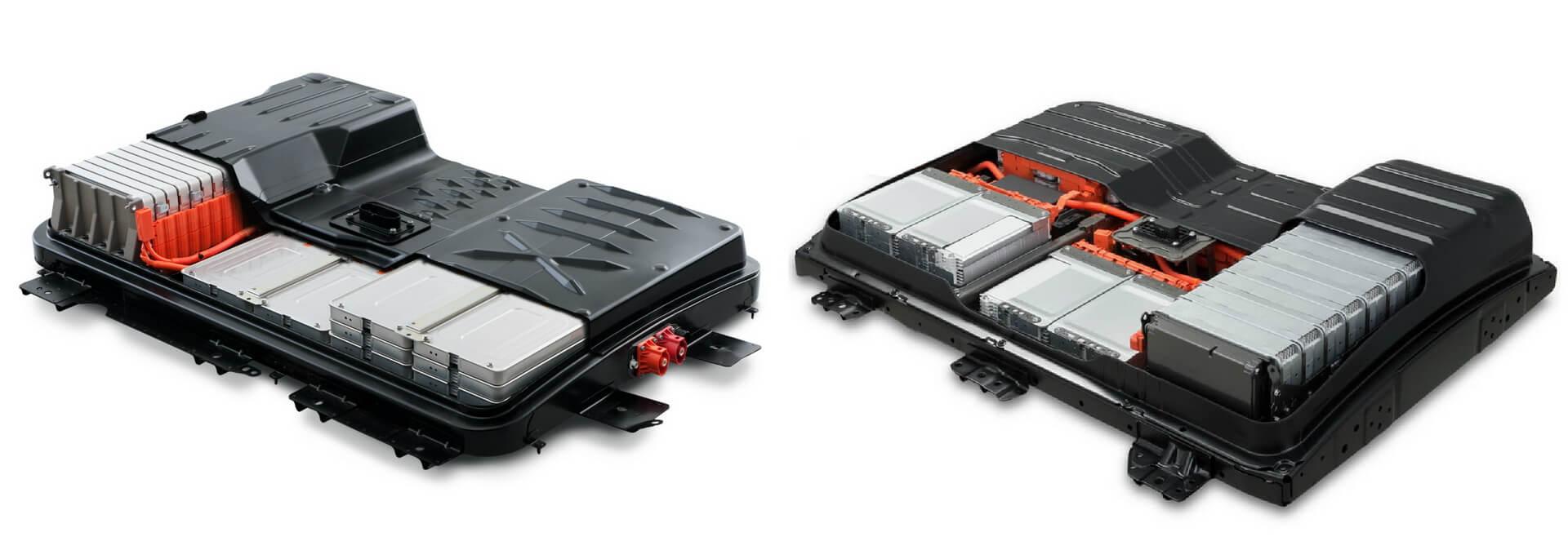 Угадайте батарею на 24 кВт•ч и 40 кВт•ч в Nissan Leaf?