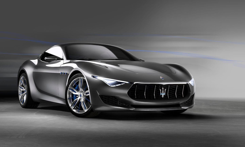 Maserati Alfieri может быть полностью электрическим, гибридным или плагин-гибридным