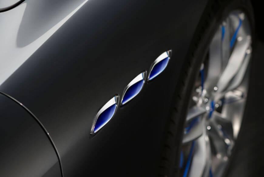 Экстерьер Maserati Alfieri