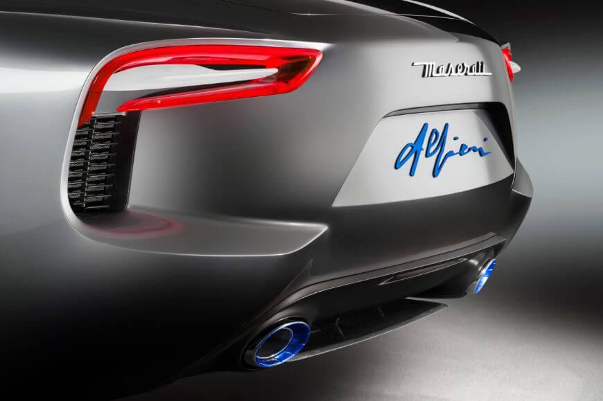 Экстерьер Maserati Alfieri — фото 2