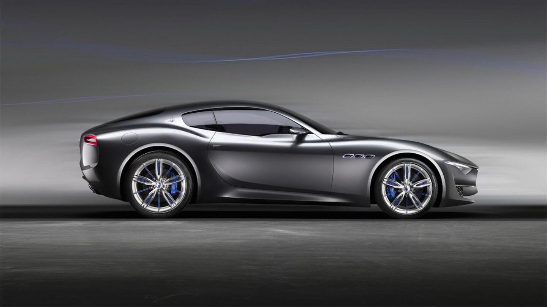 Электрокар Maserati Alfieri может быть полностью электрическим, гибридным или плагин-гибридным