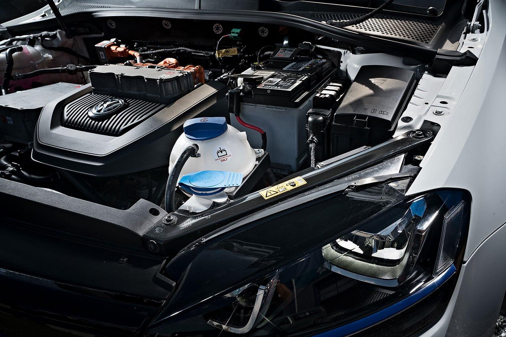 Силовая установка Kreisel Electric e-Golf