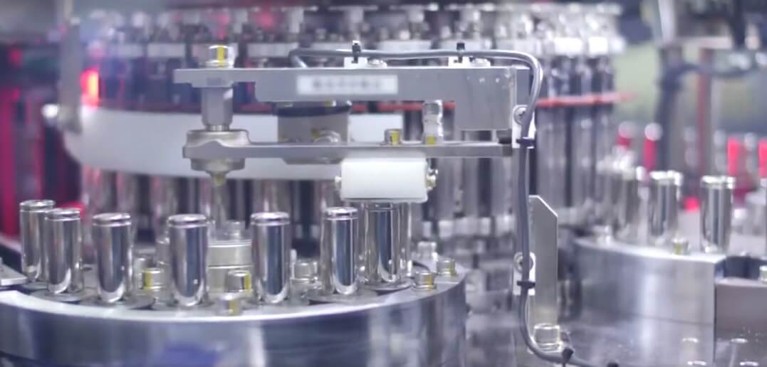 Производство батарей для Tesla Model 3 на заводе Tesla  Gigafactory