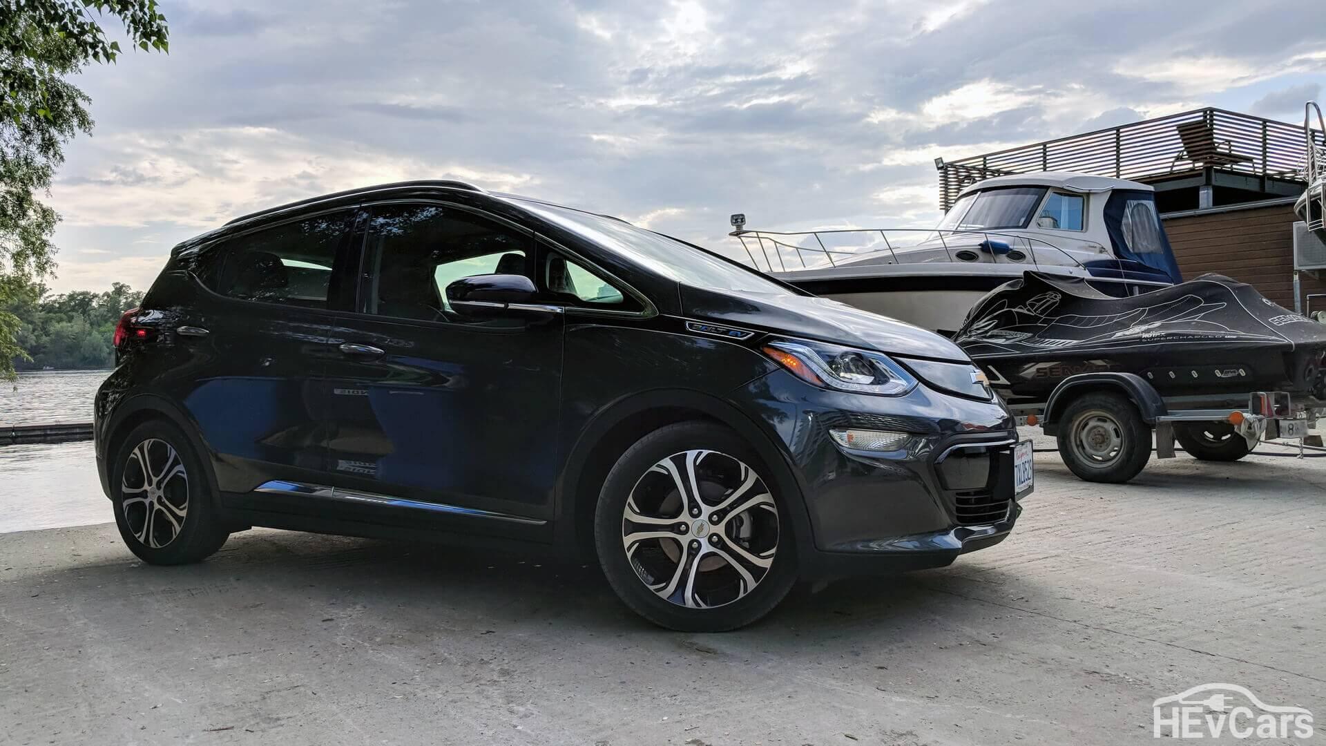 Электромобиль Chevrolet BoltEV