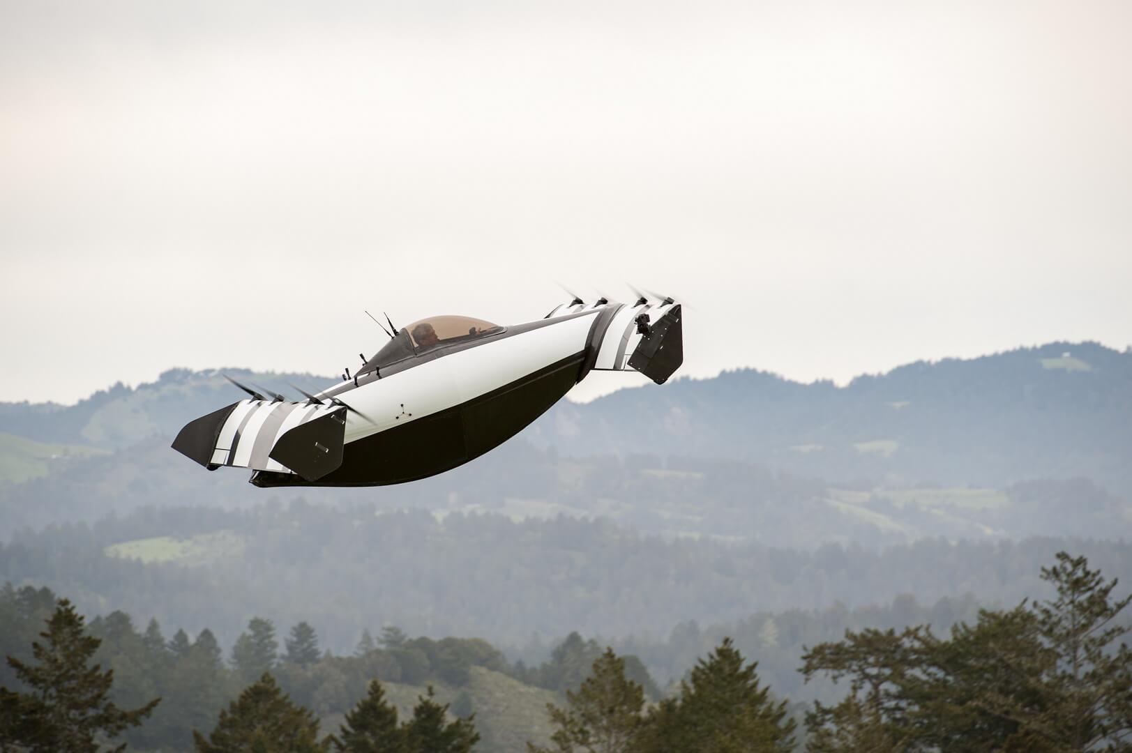 Электрический прототип самолета BlackFly