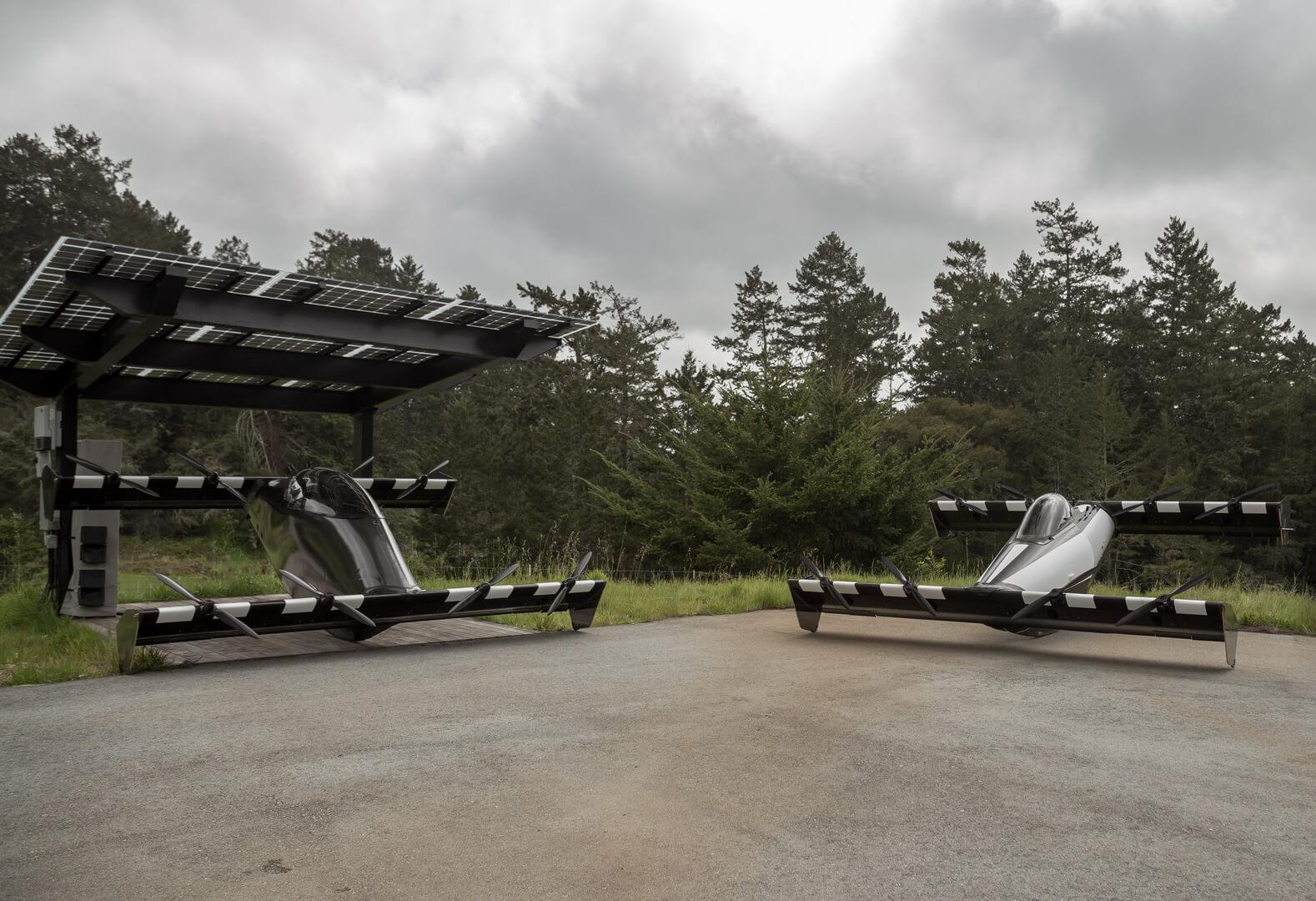 Электрические прототипы самолета BlackFly
