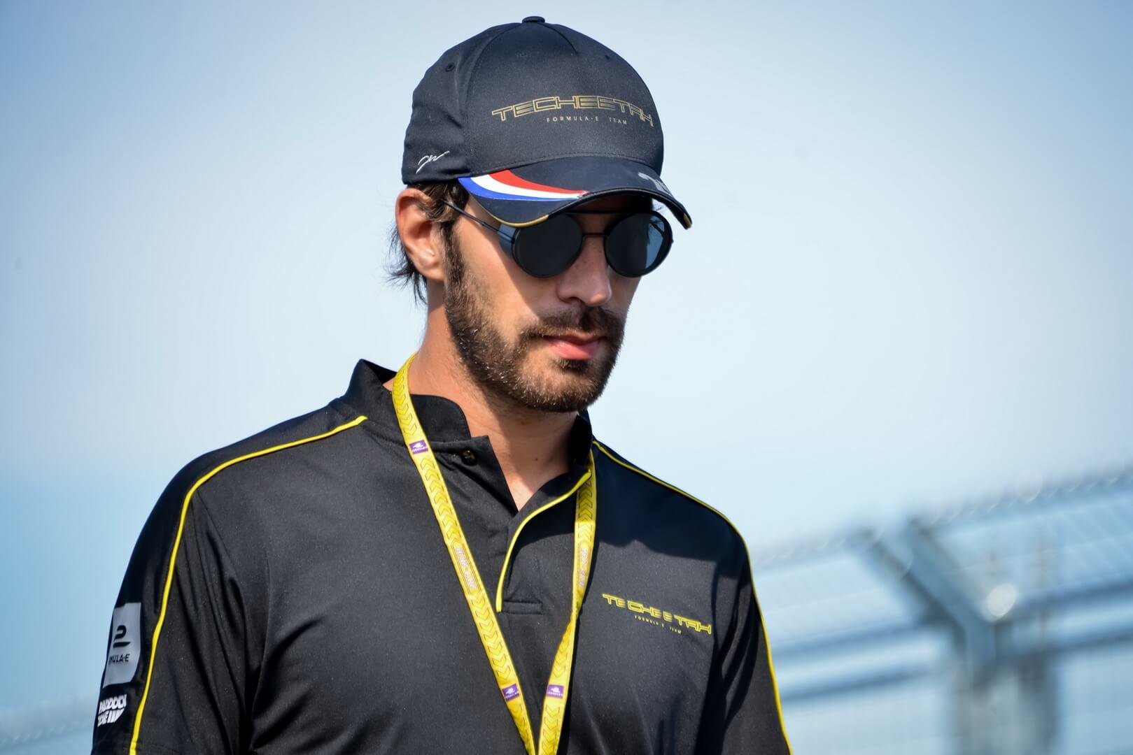 Жан-Эрик Вернь — победитель 4 сезона Formula E