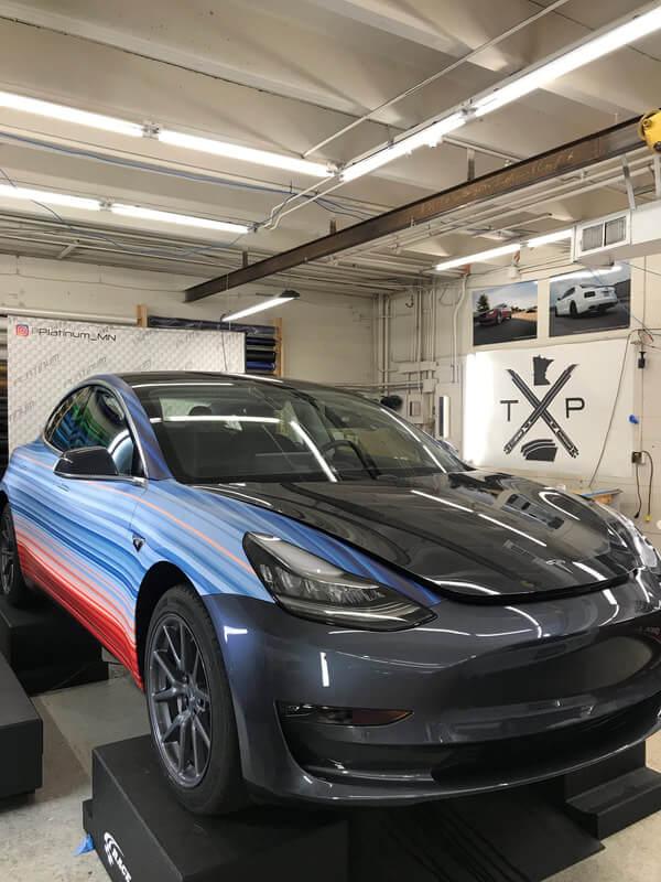 Tesla Model 3символизирует изменения климата — фото 3