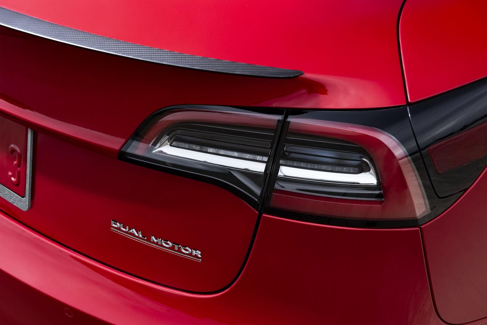 Фотография экоавто Tesla Model 3 Standard Range - фото 13