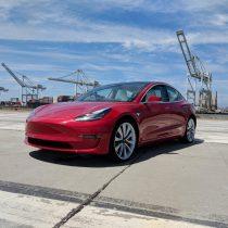 Фотография экоавто Tesla Model 3 Standard Range - фото 9