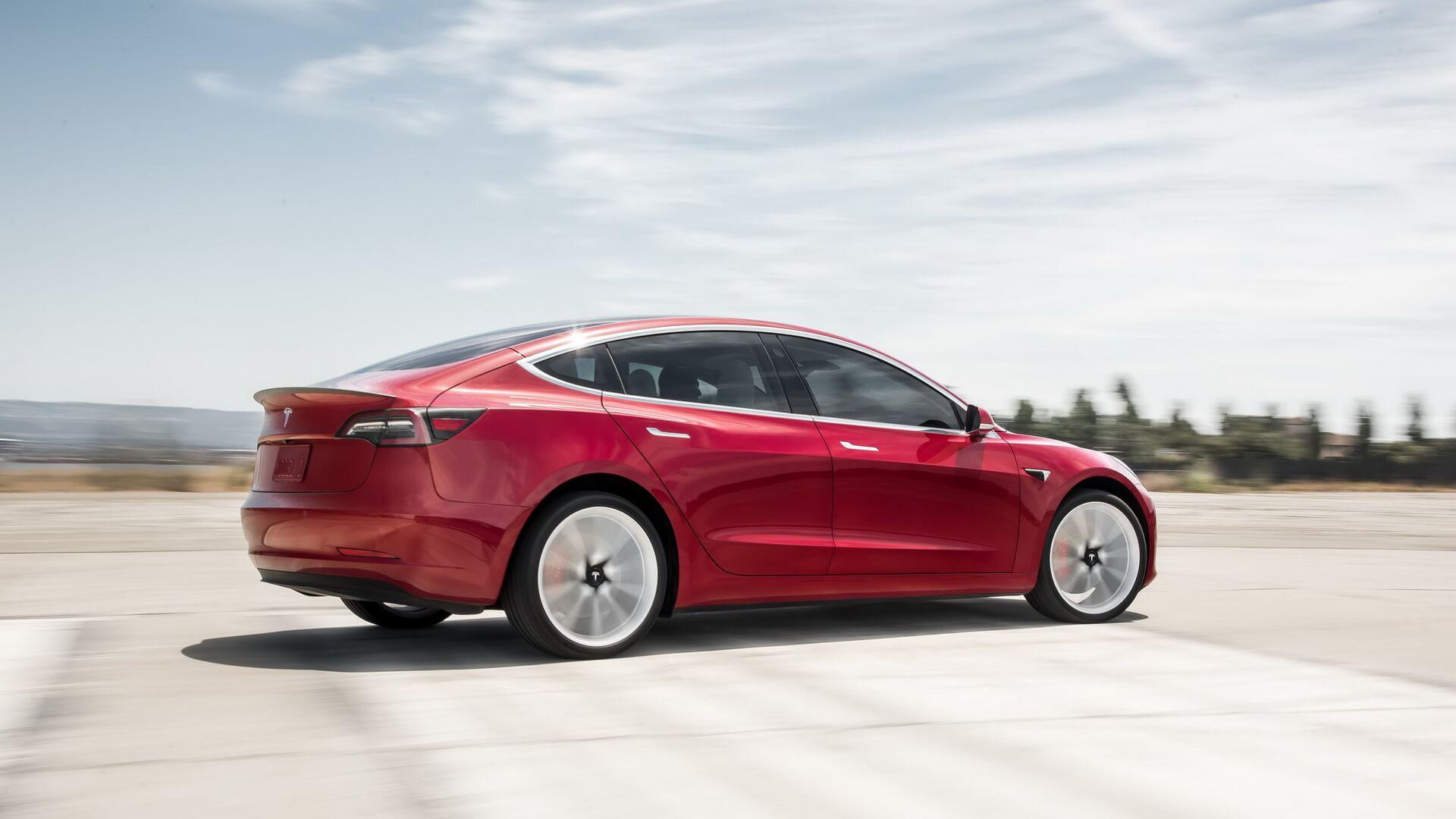 Фотография экоавто Tesla Model 3 Standard Range - фото 6