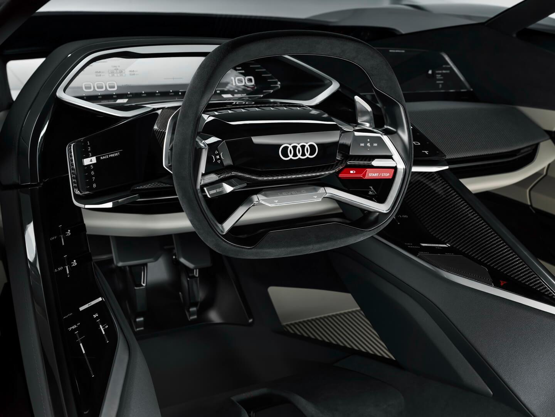 Интерьер Audi PB18 e-tron — фото 3