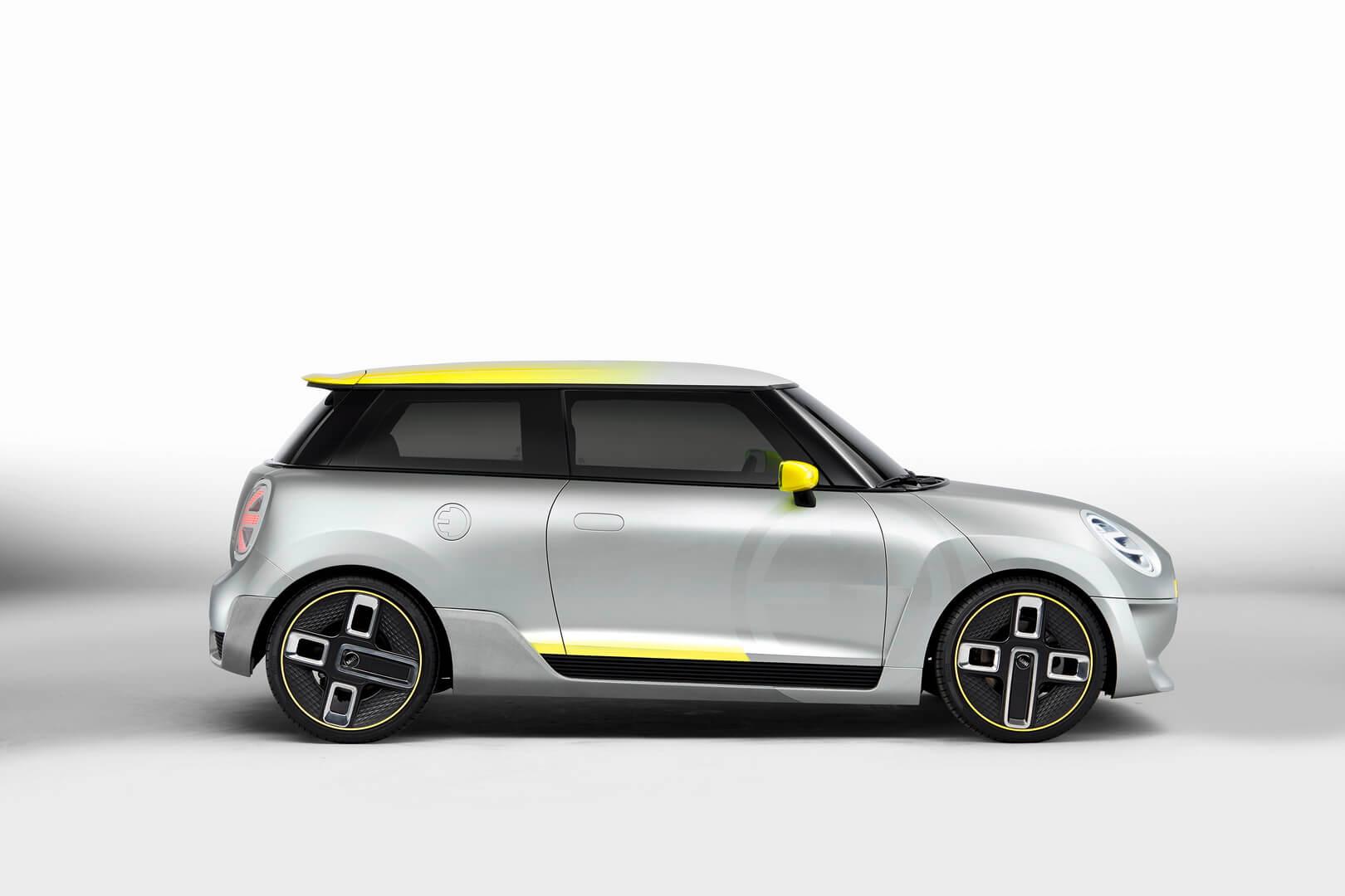Первый электромобиль Mini Electric будет как топливный аналог Cooper SE