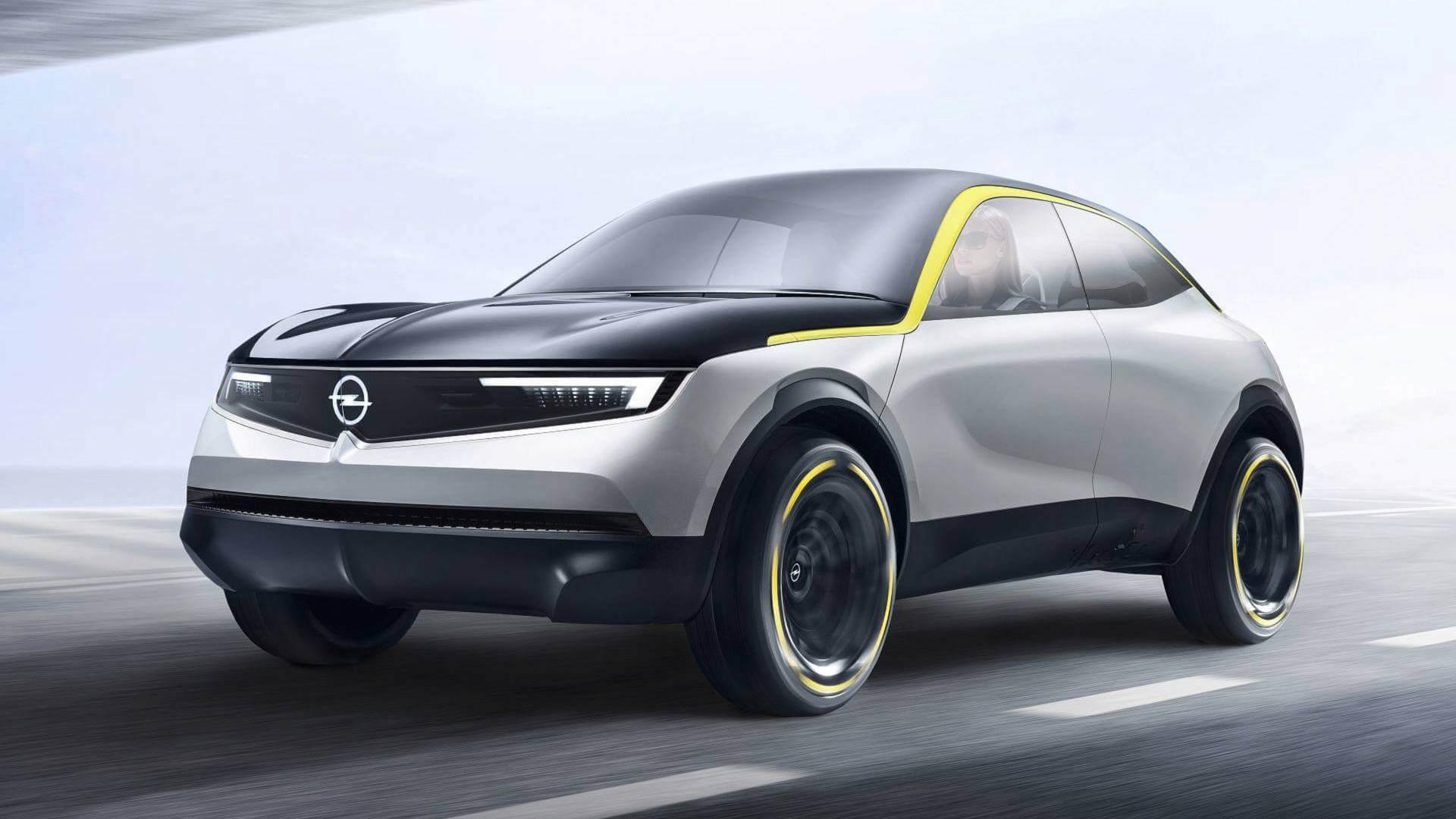 Концепт Opel GTXExperimental вводит новую тему дизайна для всех будущих моделей Opel