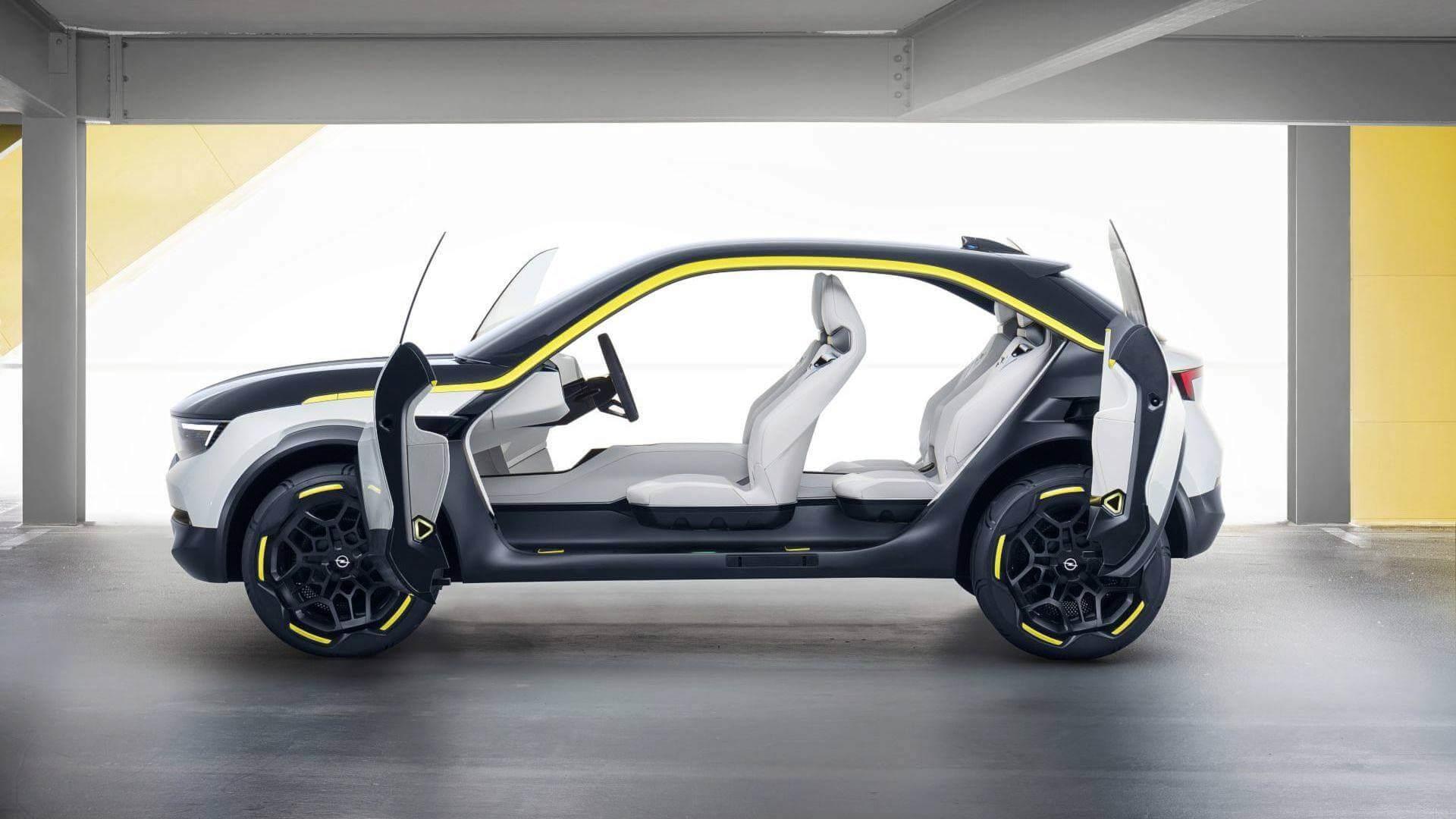 Opel GTXExperimental