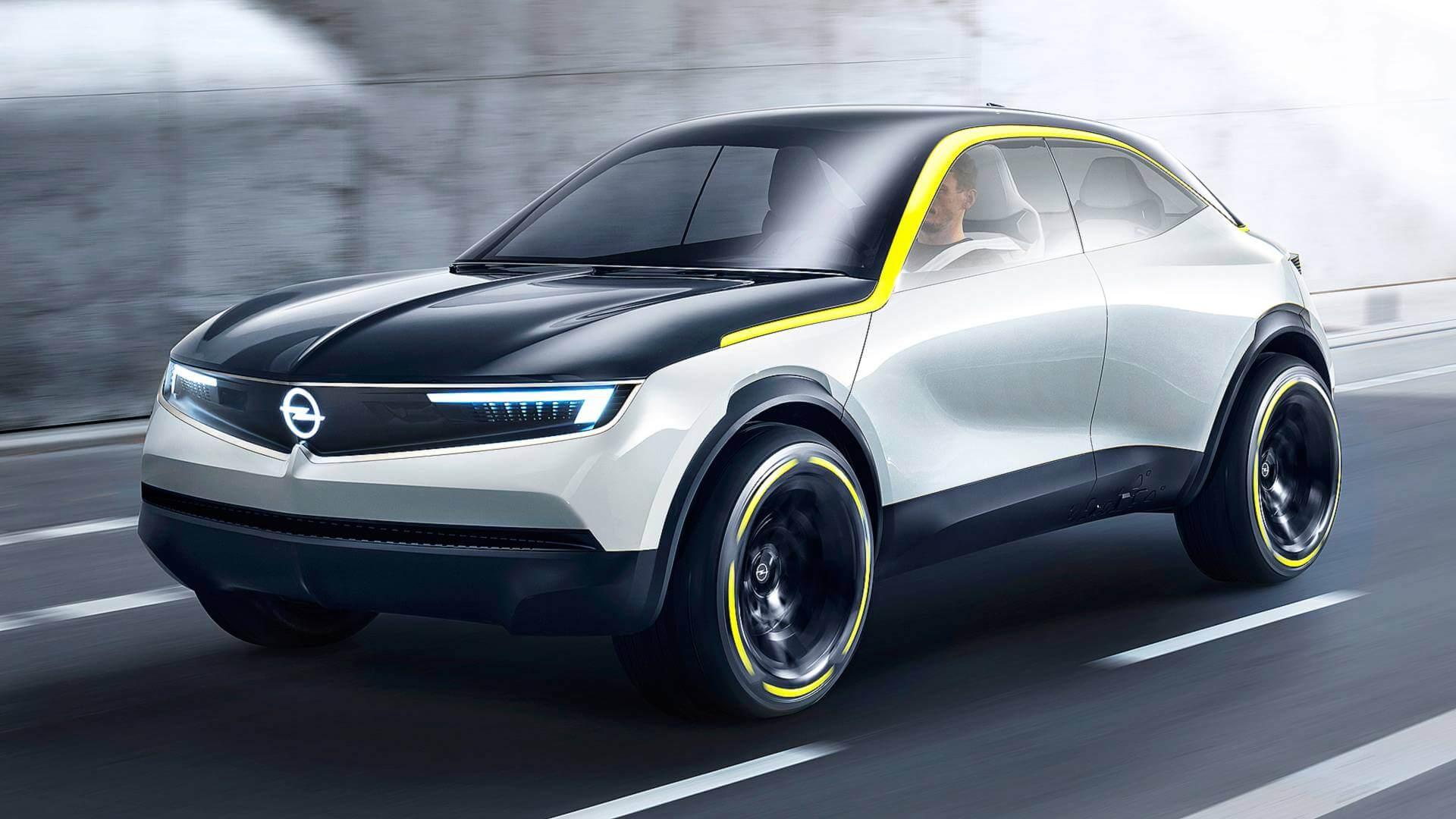 Концепт Opel GT X Experimental как будущее дизайна для всех моделей Opel