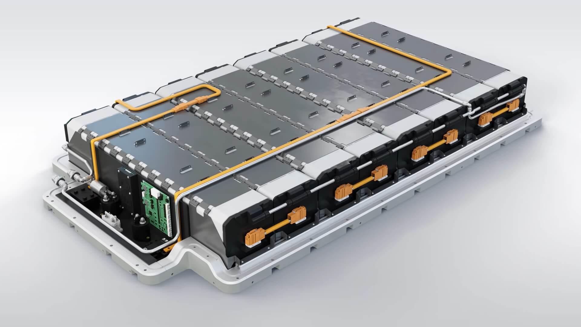Аккумуляторная батарея под названием «Light Battery» для BMW i3 емкостью 100 кВт⋅ч