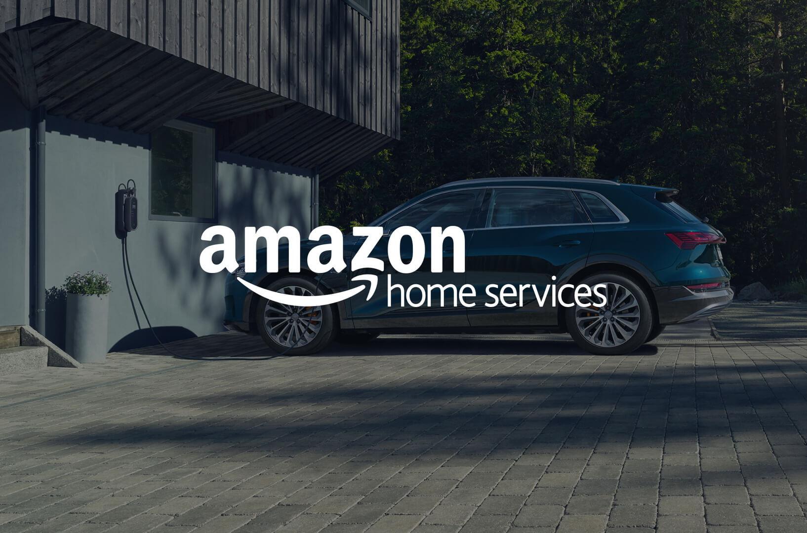 Amazon Home Services для владельцев Audi e-tron quattro