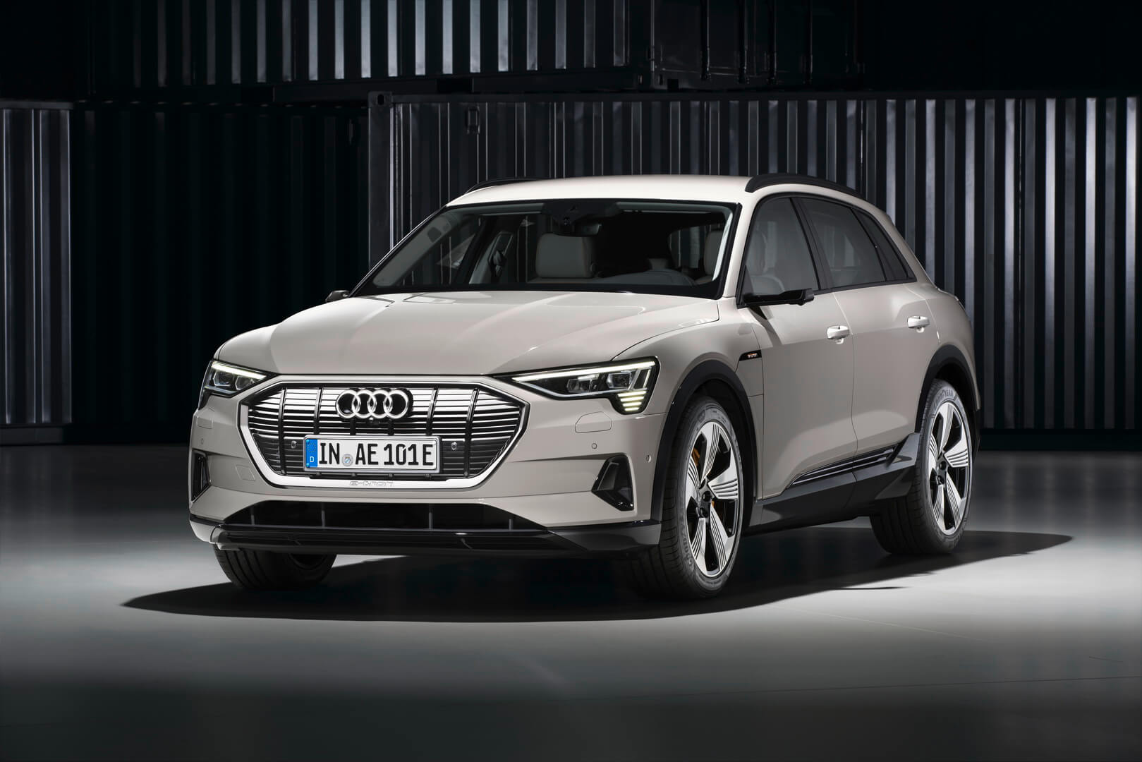 Фотография экоавто Audi e-tron 55 quattro - фото 20