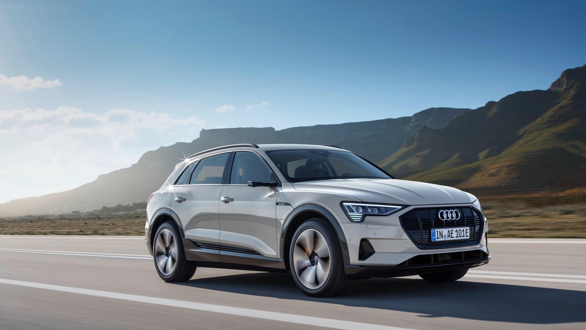Фотография экоавто Audi e-tron 55 quattro
