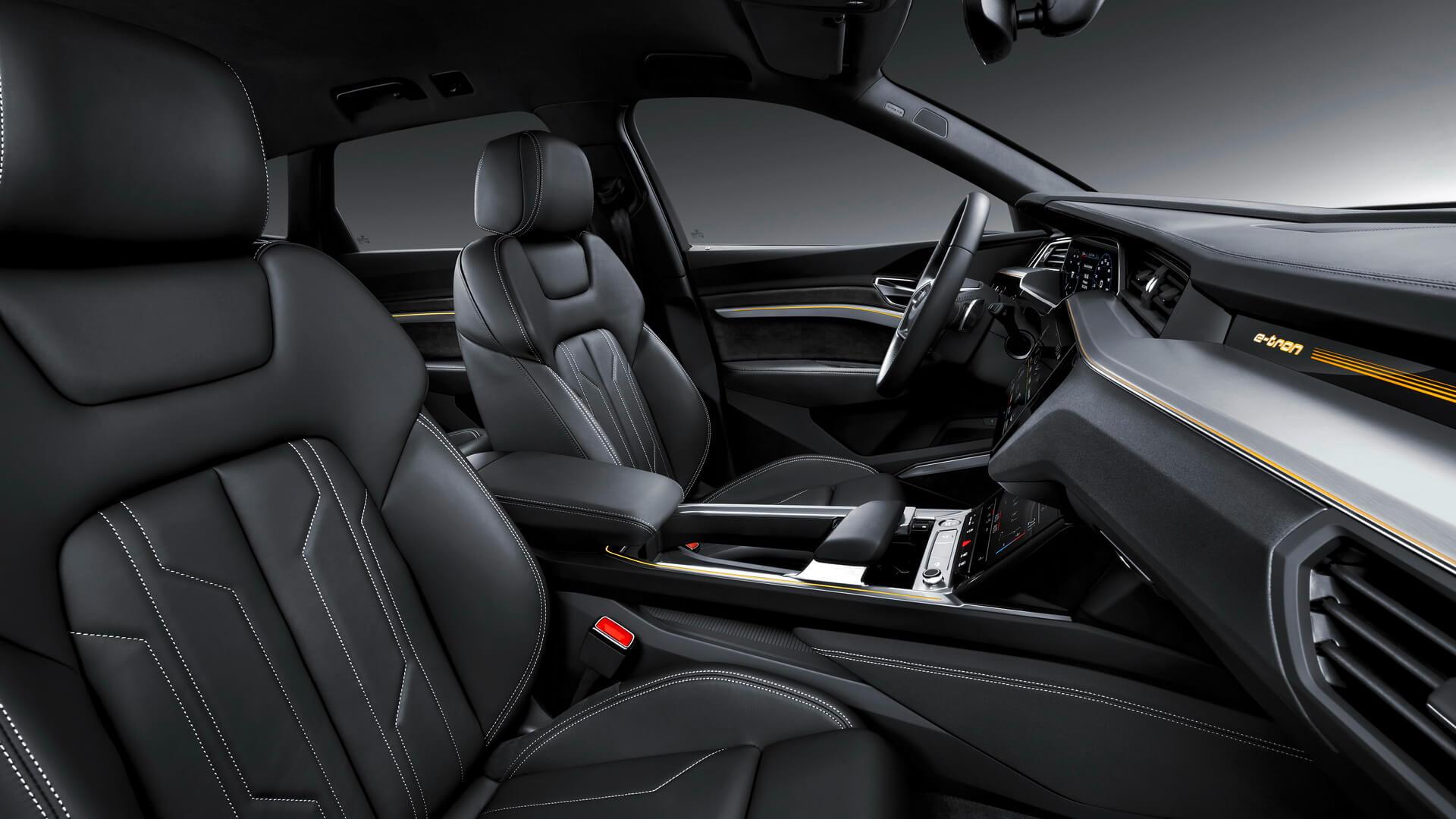Фотография экоавто Audi e-tron 55 quattro - фото 24