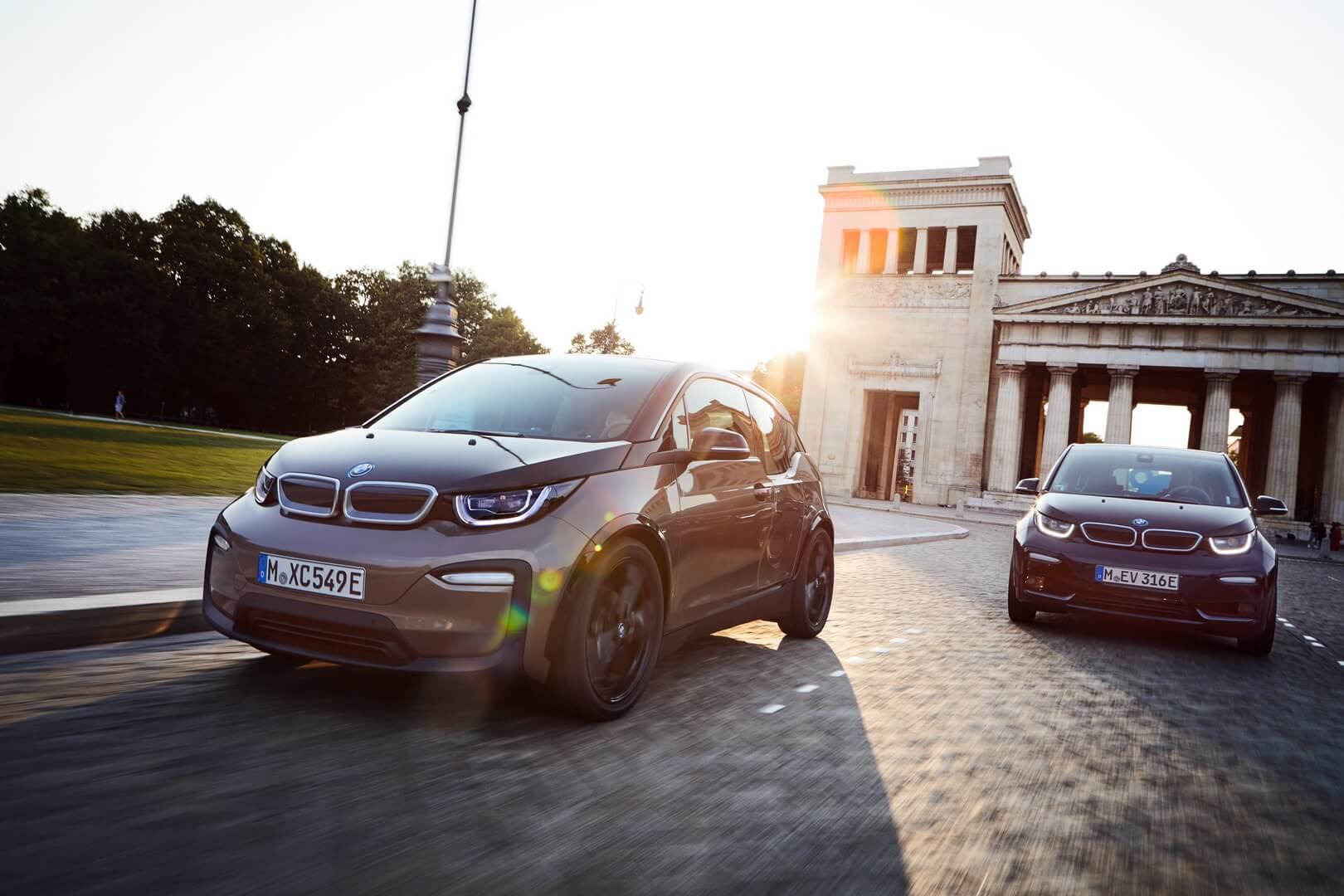 Фотография экоавто BMW i3 2019 (42.2 кВт•ч) - фото 12