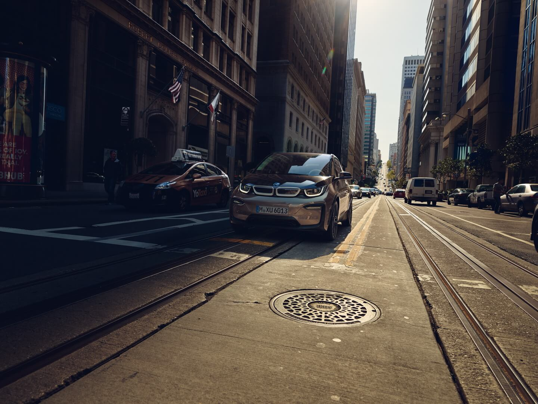 Фотография экоавто BMW i3 2019 (42.2 кВт•ч) - фото 8