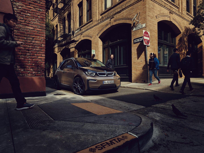 Фотография экоавто BMW i3 2019 (42.2 кВт•ч) - фото 6
