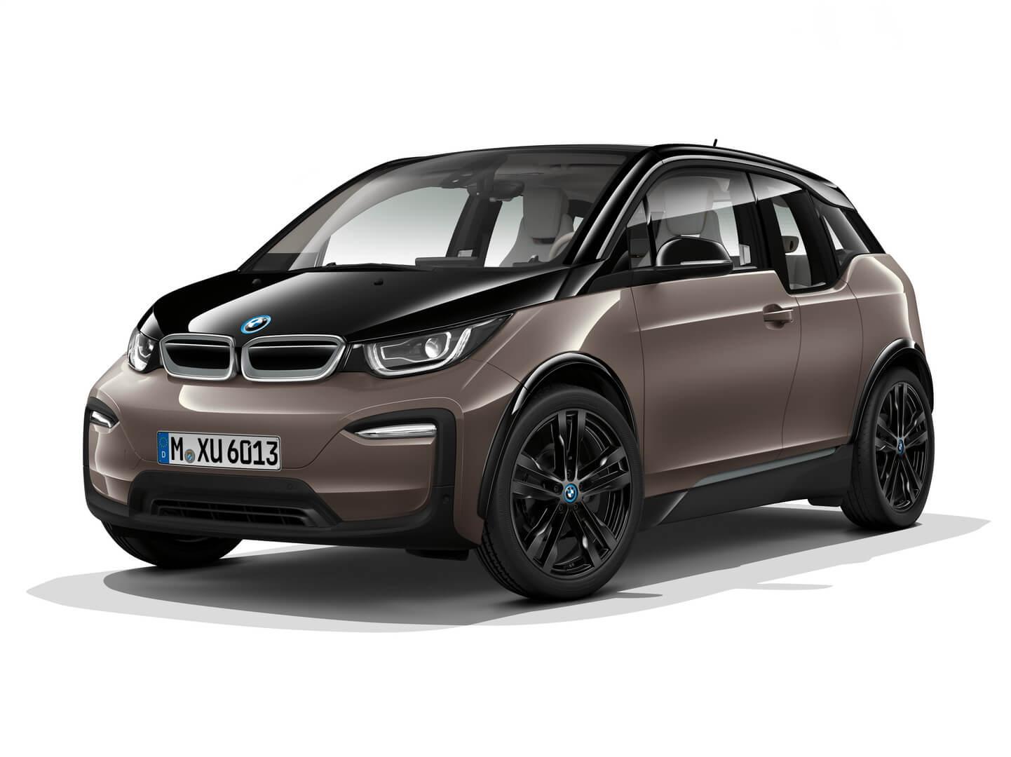 Фотография экоавто BMW i3 2019 (42.2 кВт•ч)