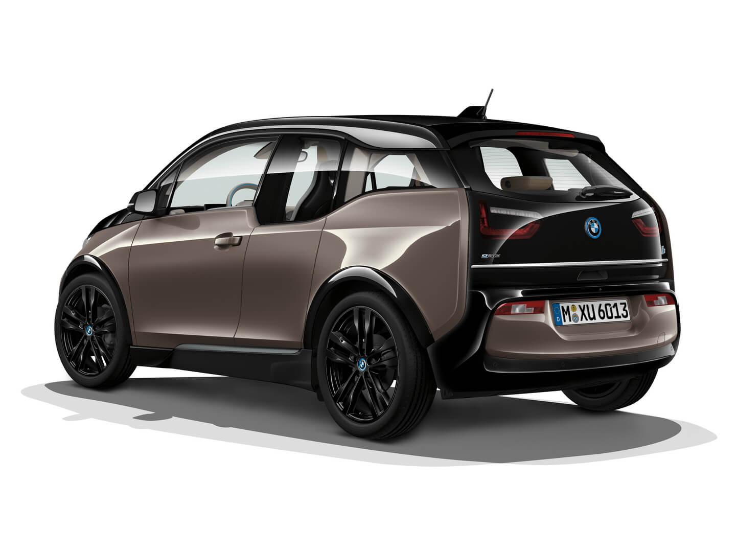 Фотография экоавто BMW i3 2019 (42.2 кВт•ч) - фото 3