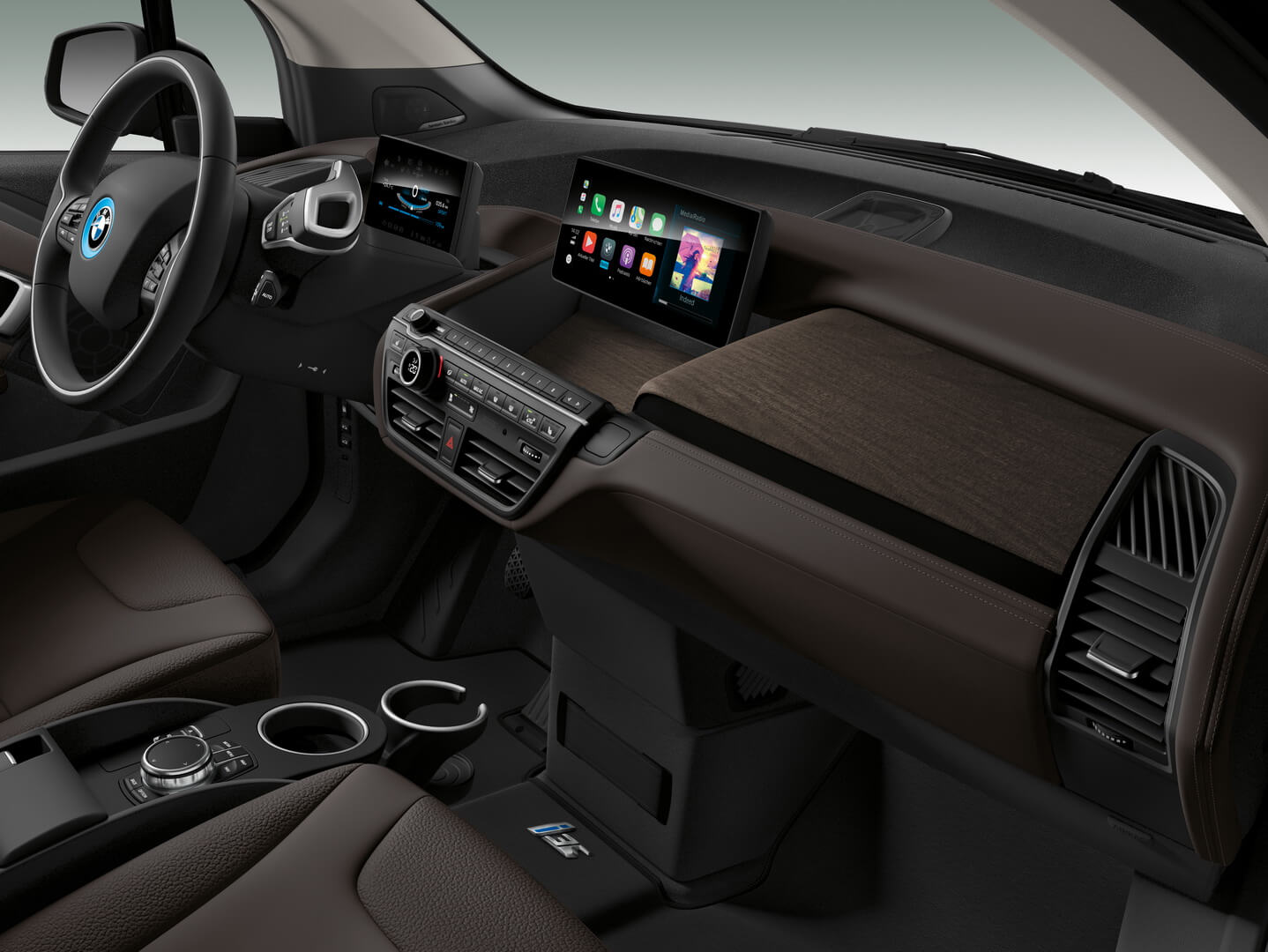 Фотография экоавто BMW i3 2019 (42.2 кВт•ч) - фото 26