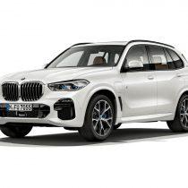 Фотография экоавто BMW X5 xDrive45e