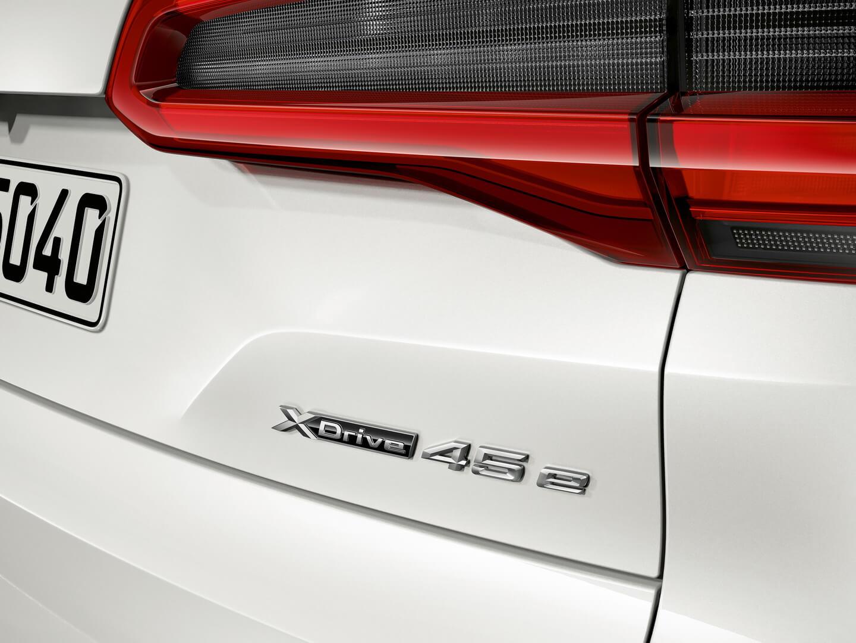Фотография экоавто BMW X5 xDrive45e - фото 4