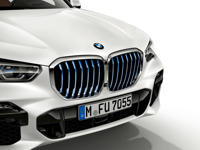 Фотография экоавто BMW X5 xDrive45e - фото 2