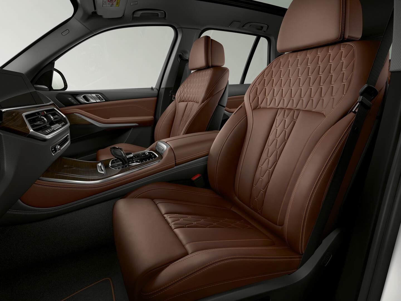 Салон плагин-гибрида BMW X5xDrive45e