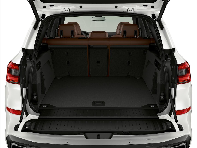 Багажное отделение BMW X5xDrive45e PHEV
