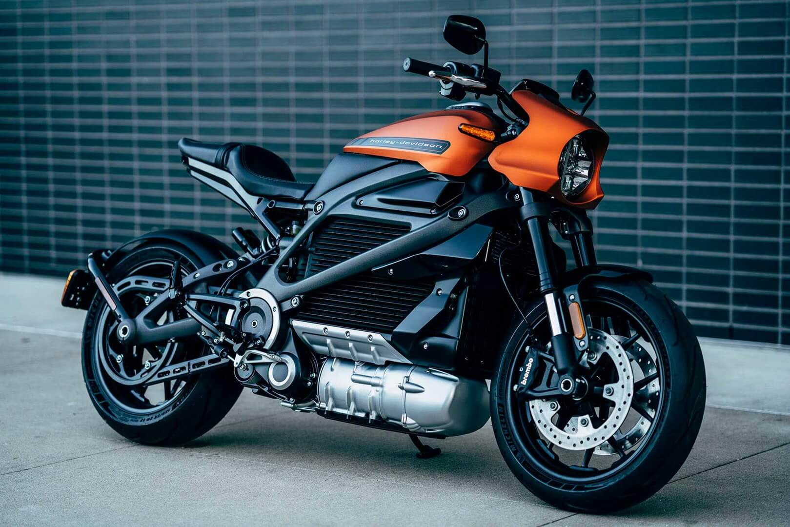 Электромотоцикл Harley-Davidson LiveWire
