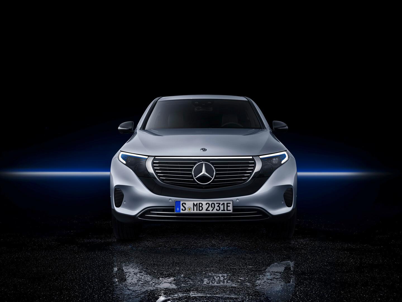 Фотография экоавто Mercedes-Benz EQC - фото 13