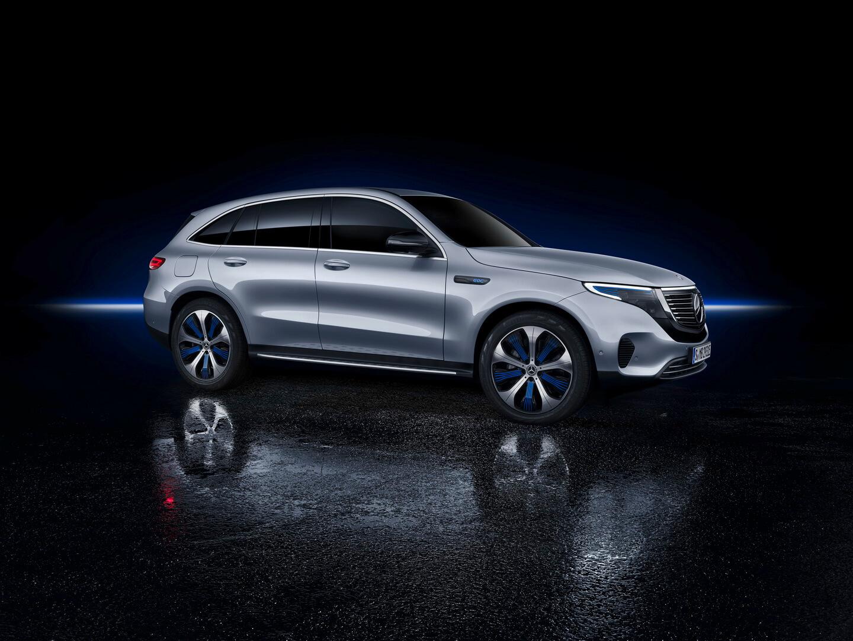 Фотография экоавто Mercedes-Benz EQC - фото 16