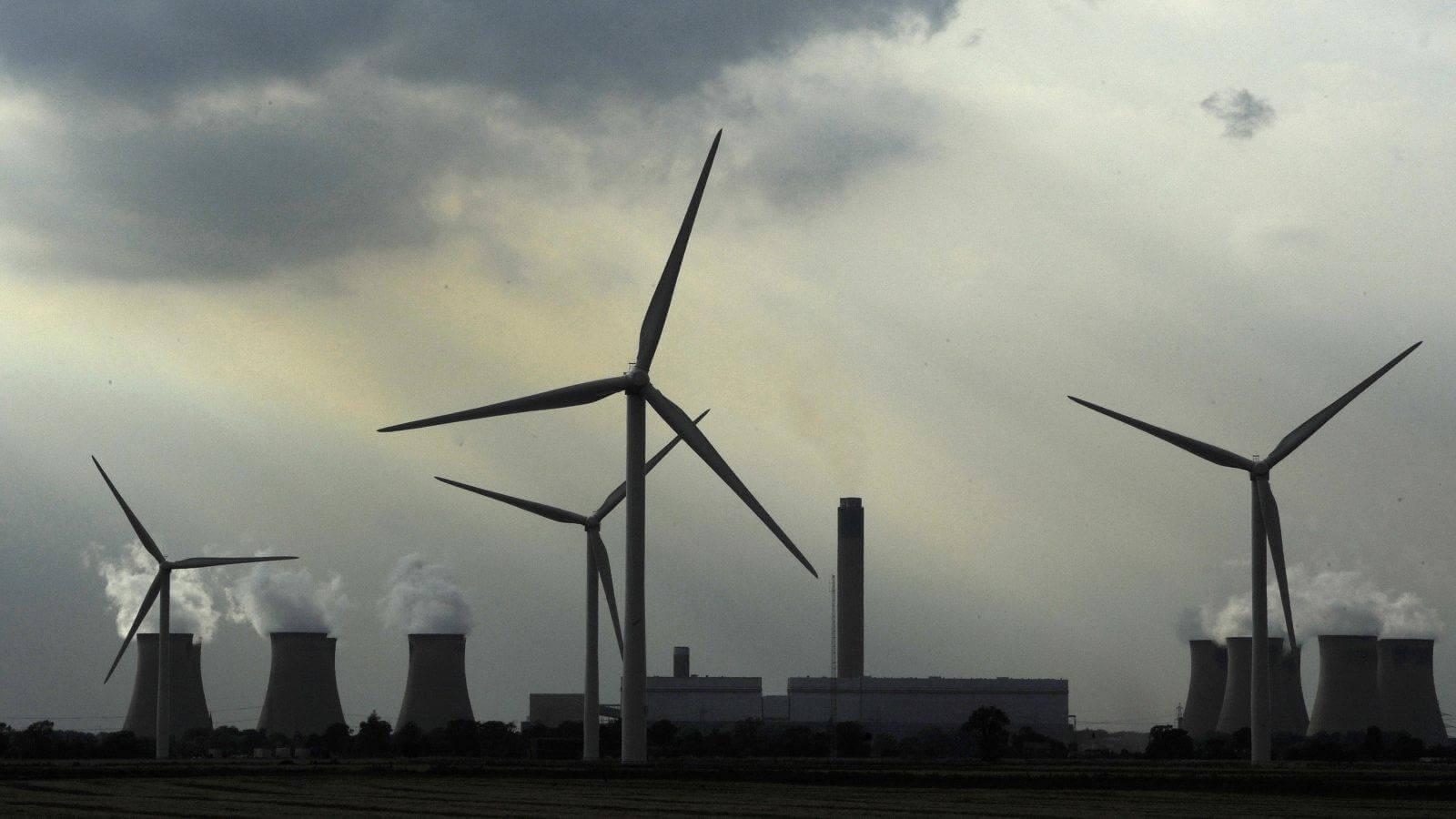 Возобновляемые источники энергии: энергия ветра