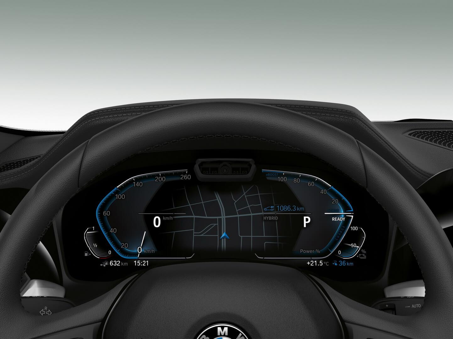 Фотография экоавто BMW 330e 2019 - фото 54