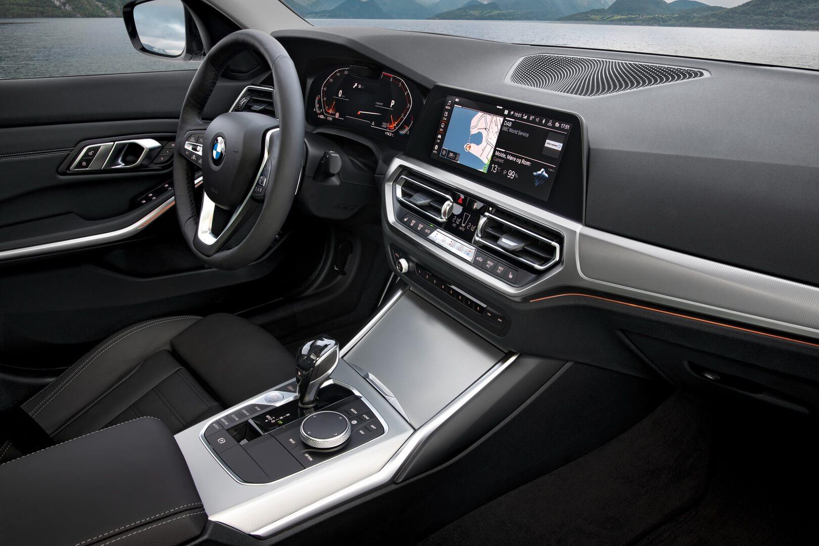 Фотография экоавто BMW 330e 2019 - фото 56