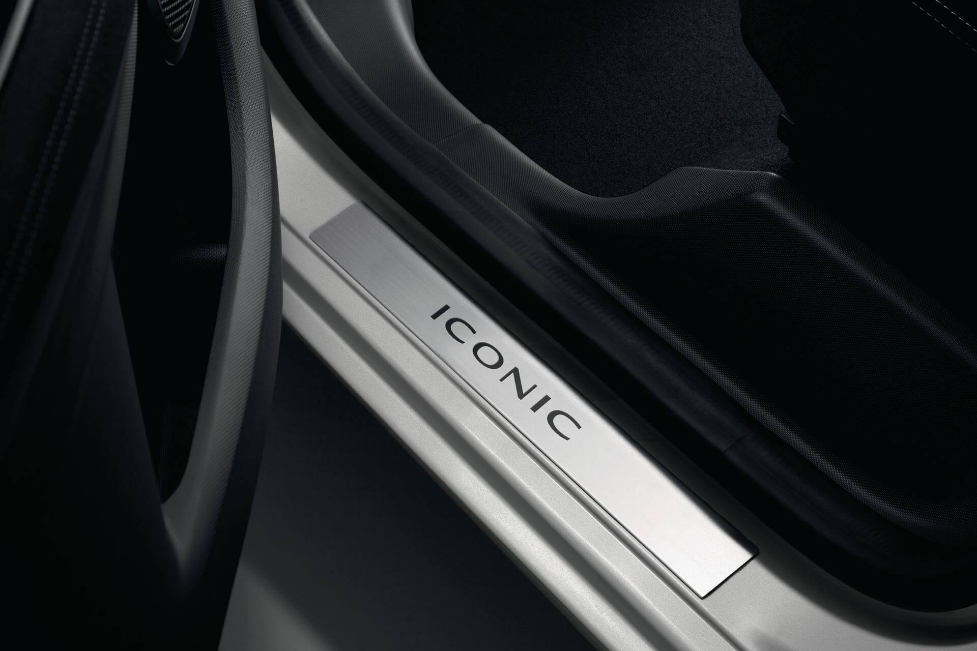 Интерьер Renault ZOE Iconic