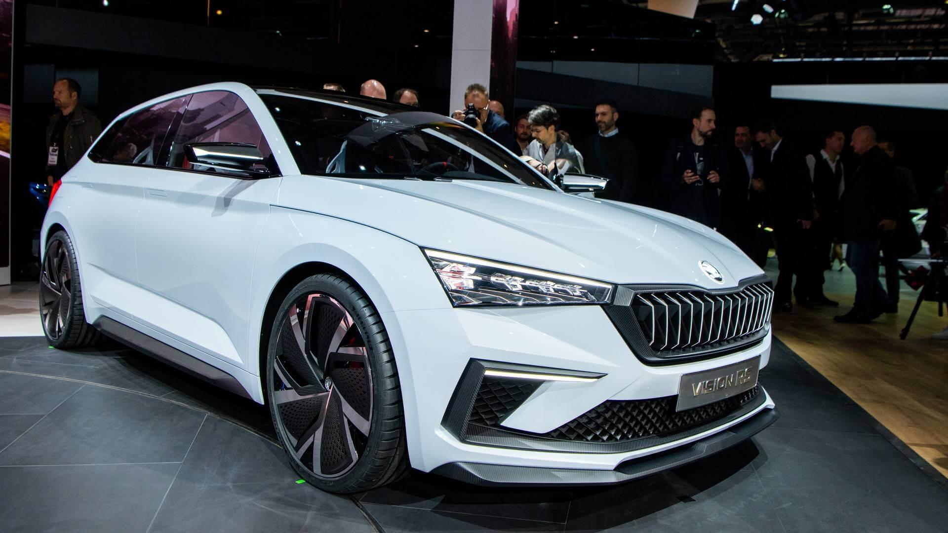 Škoda Vision RS PHEV