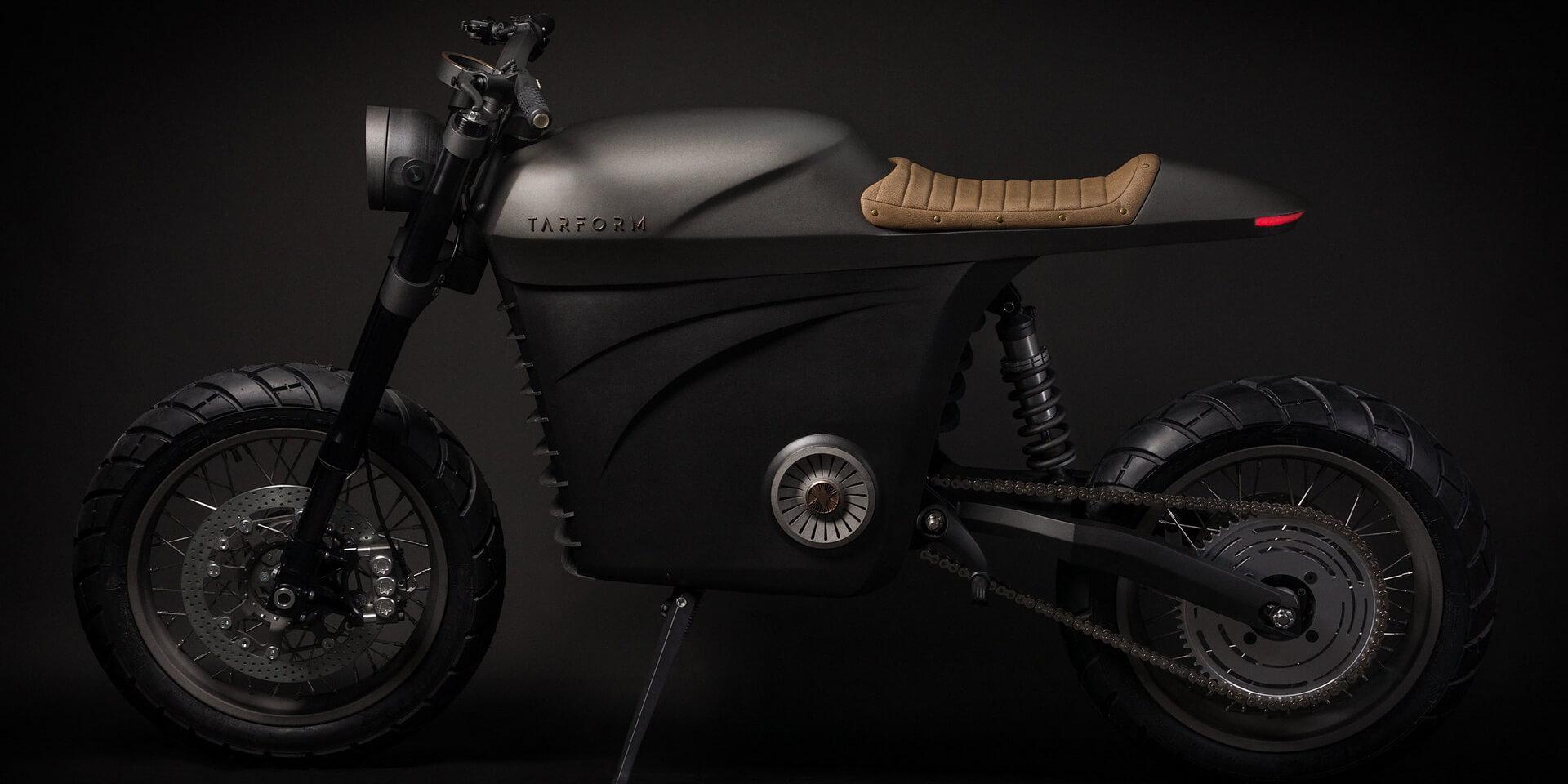Электрический мотоцикл Tarform