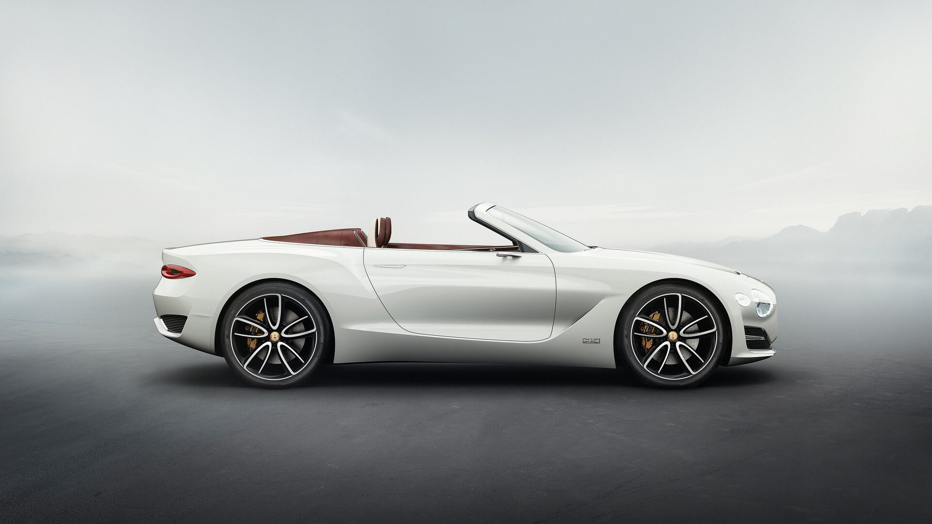 Концепт Bentley EXP12 Speed6e