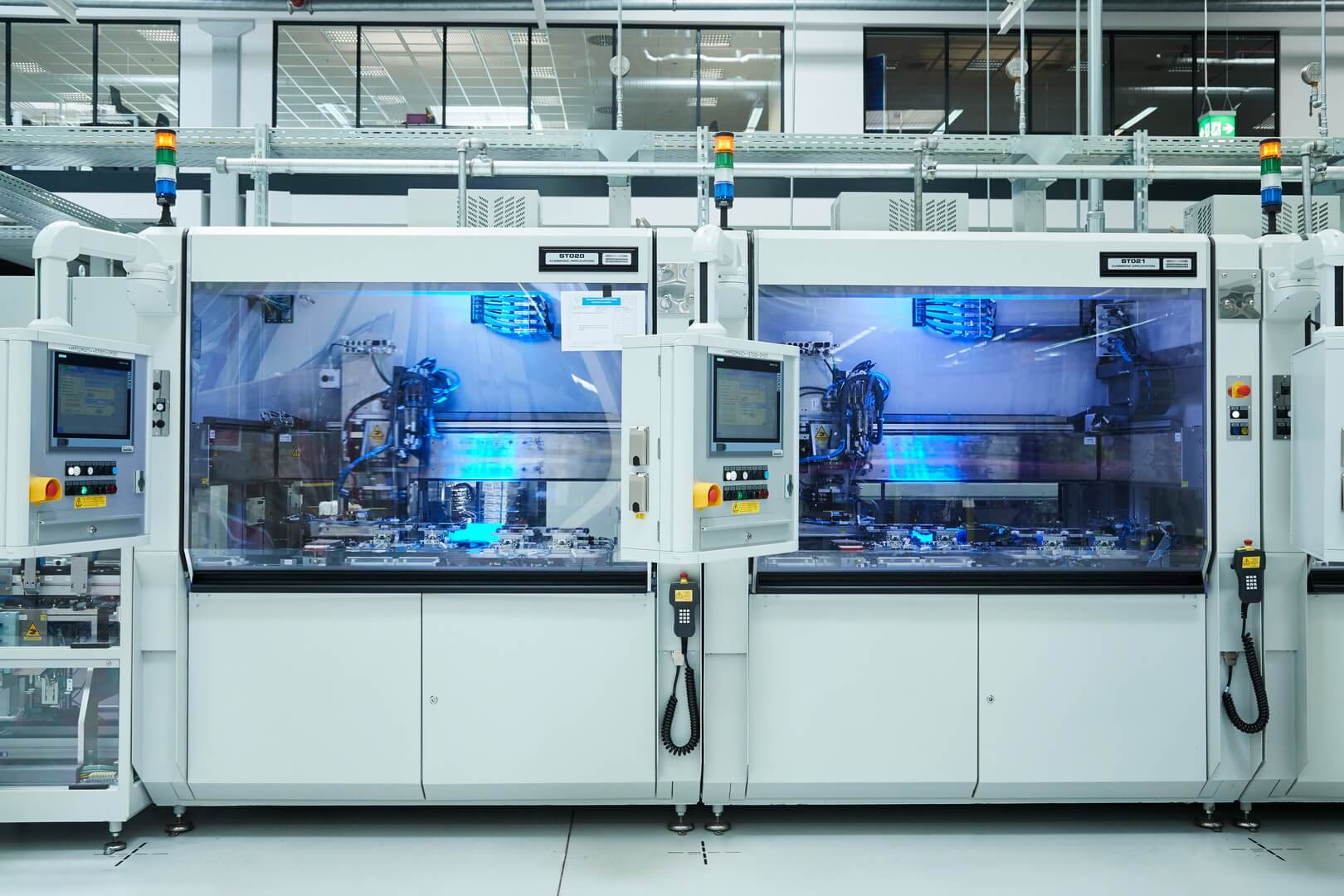 Производство аккумуляторов для электромобилей